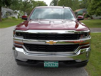 2016 Chevrolet Silverado 1500 lease in Essex Junction,VT - Swapalease.com