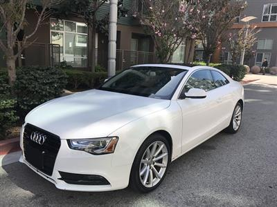 2015 Audi A5 lease in Los Angeles,CA - Swapalease.com