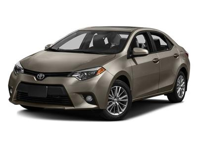 2016 Toyota Corolla lease in Westin,FL - Swapalease.com