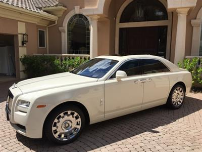 2013 Rolls-Royce Ghost lease in University Park,FL - Swapalease.com