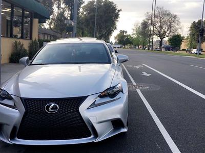 2016 Lexus IS 200t F Sport lease in North Hollywood,CA - Swapalease.com