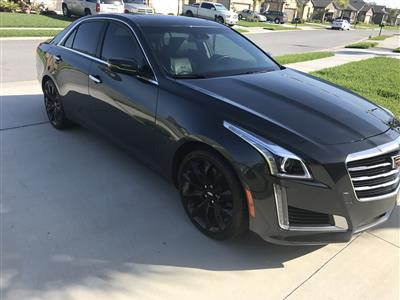 2015 Cadillac CTS lease in saint petersburg,FL - Swapalease.com