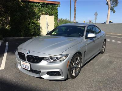 2015 BMW 4 Series lease in Los Angeles,AB - Swapalease.com