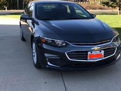 2016 Chevrolet Malibu lease in Chicago,IL - Swapalease.com