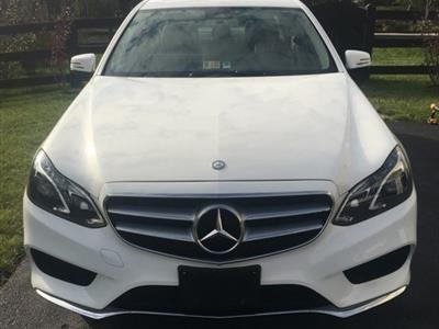 2016 Mercedes-Benz E-Class lease in Ashburn,VA - Swapalease.com