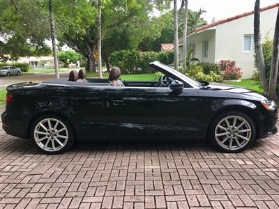 2016 Audi A3 Cabriolet lease in Miami,FL - Swapalease.com