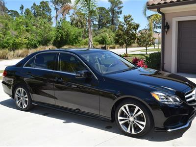 2016 Mercedes-Benz E-Class lease in Palm Coast,FL - Swapalease.com
