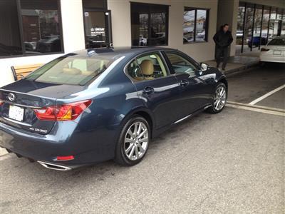 2015 Lexus GS 350 lease in Manassas,VA - Swapalease.com