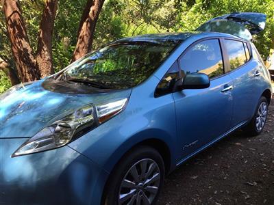 2015 Nissan LEAF lease in Woodside,CA - Swapalease.com