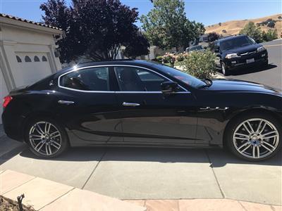 2016 Maserati Ghibli lease in Concord,CA - Swapalease.com