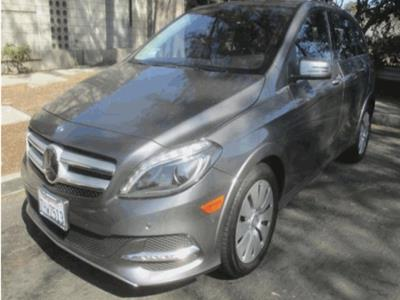 2014 Mercedes-Benz B-Class Electric Drive lease in Soquel,CA - Swapalease.com