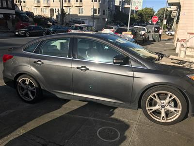 2015 Ford Focus lease in San Francisco,CA - Swapalease.com