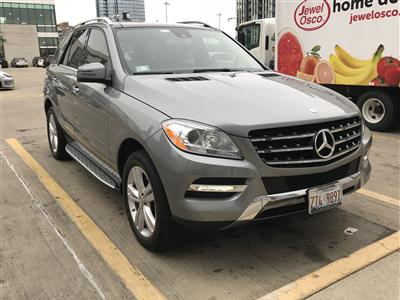 2015 Mercedes-Benz M-Class lease in Chicago,IL - Swapalease.com