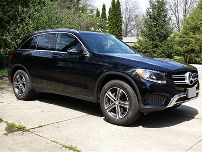 2017 Mercedes-Benz GLC-Class lease in tallmadge,OH - Swapalease.com