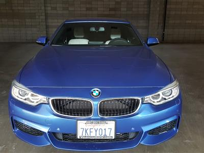 2014 BMW 4 Series lease in Camarillo,CA - Swapalease.com