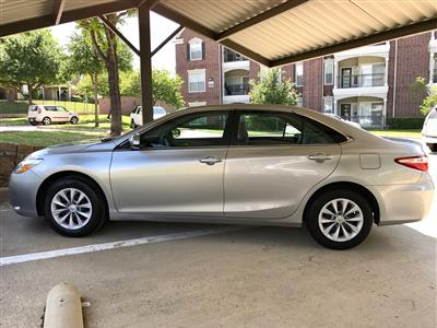 2016 Toyota Camry lease in Grapevine,TX - Swapalease.com