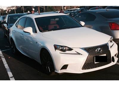 2016 Lexus IS 200t F Sport lease in Newport Coast,CA - Swapalease.com