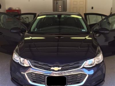 2016 Chevrolet Cruze lease in Dallas,TX - Swapalease.com