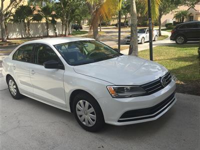 2016 Volkswagen Jetta lease in Weston,FL - Swapalease.com