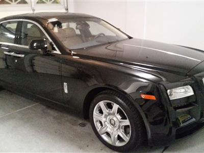 2014 Rolls-Royce Ghost lease in Las Vegas,NV - Swapalease.com