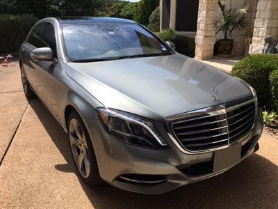 2015 Mercedes-Benz S-Class lease in AUSTIN,TX - Swapalease.com