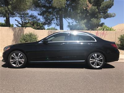 2016 Mercedes-Benz C-Class lease in Scottsdale ,AZ - Swapalease.com