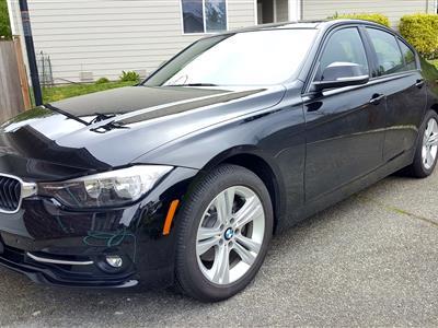2016 BMW 3 Series lease in Lynnwood,WA - Swapalease.com