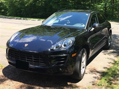 2017 Porsche Macan lease in Avon,CT - Swapalease.com