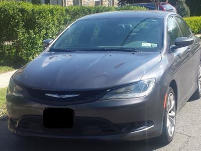 2015 Chrysler 200 lease in Tuckahoe,NY - Swapalease.com