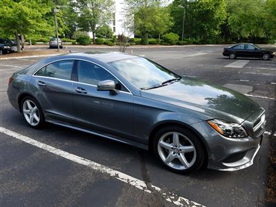 2016 Mercedes-Benz CLS-Class lease in New York,NY - Swapalease.com