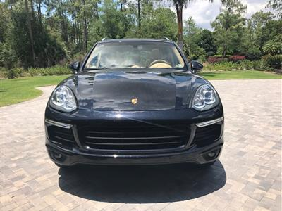 2016 Porsche Cayenne lease in Naples,FL - Swapalease.com
