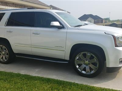 2016 GMC Yukon lease in Houston,TX - Swapalease.com