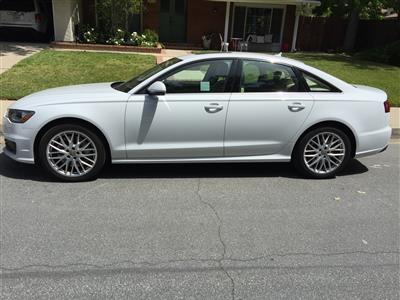 2016 Audi A6 lease in Westlake Village,CA - Swapalease.com