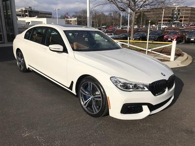 2017 BMW 7 Series lease in Owings Mills ,MD - Swapalease.com