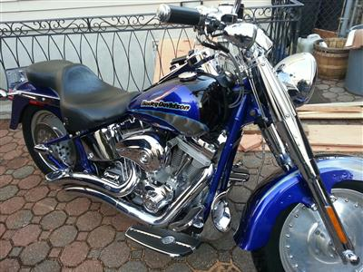 2005 Harley-Davidson FLSTFSE lease in Ocean Side,NY - Swapalease.com