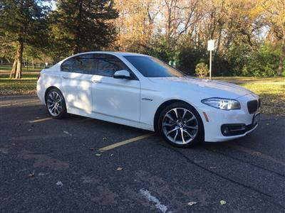 2016 BMW 5 Series lease in Minneapolis,MN - Swapalease.com