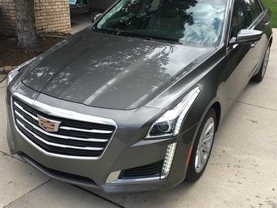 2016 Cadillac CTS lease in Troy,MI - Swapalease.com