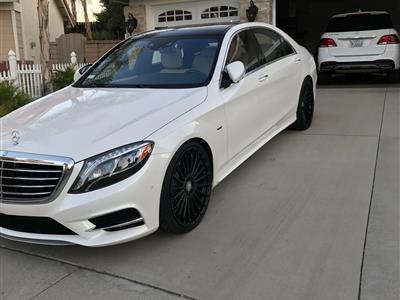 2016 Mercedes-Benz S-Class lease in MURRIETA,CA - Swapalease.com