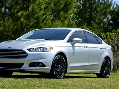 2016 Ford Fusion lease in Lawrence,KS - Swapalease.com