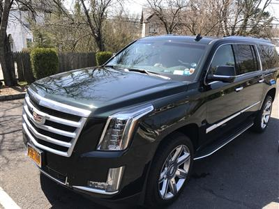 2016 Cadillac Escalade ESV lease in New York,NY - Swapalease.com