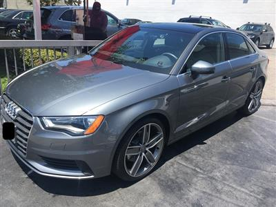 2016 Audi A3 lease in  Los Angeles,CA - Swapalease.com