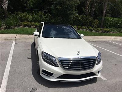 2016 Mercedes-Benz S-Class lease in Coconut Creek,FL - Swapalease.com
