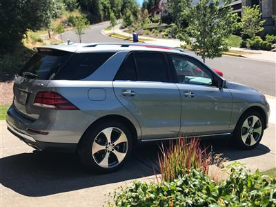 2016 Mercedes-Benz GLE-Class lease in Happy Valley,OR - Swapalease.com