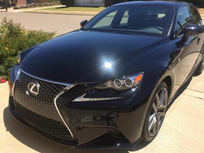 2016 Lexus IS 200t F Sport lease in San Diego,CA - Swapalease.com