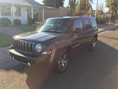2016 Jeep Patriot lease in Scottsdale,AZ - Swapalease.com
