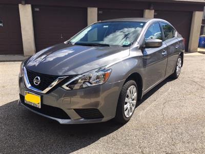 2016 Nissan Sentra lease in Metuchen,NJ - Swapalease.com