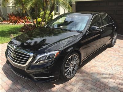 2016 Mercedes-Benz S-Class lease in Weston,FL - Swapalease.com