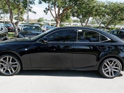 2016 Lexus IS 200t F Sport lease in Chattanooga,TN - Swapalease.com