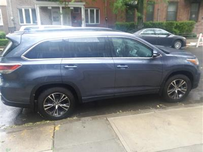 2016 Toyota Highlander lease in Brooklyn,NY - Swapalease.com