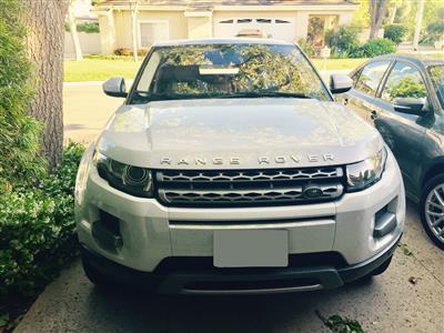 2015 Land Rover Range Rover Evoque lease in Westlake Village,CA - Swapalease.com